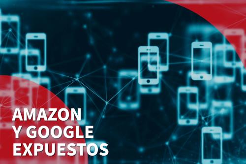 El personal de Google y Amazon protesta por sus vínculos…