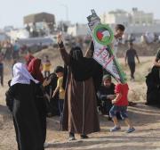 Mais 74 palestinos feridos por Israel na Marcha do Retorno em Gaza
