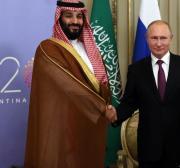Putin afirma não possuir informações concretas sobre quem atacou as instalações de petróleo sauditas