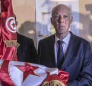 Novo presidente da Tunísia reafirma apoio à 'justa causa palestina'