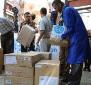 Não há recursos para conceder apoio a 25 mil famílias carentes no Iêmen, alerta ACNUR