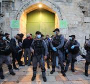 Comissão de apoio a Jerusalém apela à ONU a parar a expropriação de terras palestinas por Israel