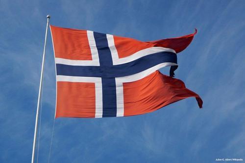 Bandeira da Noruega [Julian-G. Albert / Wikipedia]