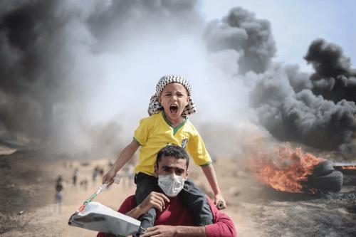 Ataque à Gaza [Hosny Salah/Pixabay ]
