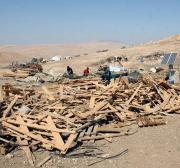 A pilhagem de Jericó e Vale do Jordão antes da anexação