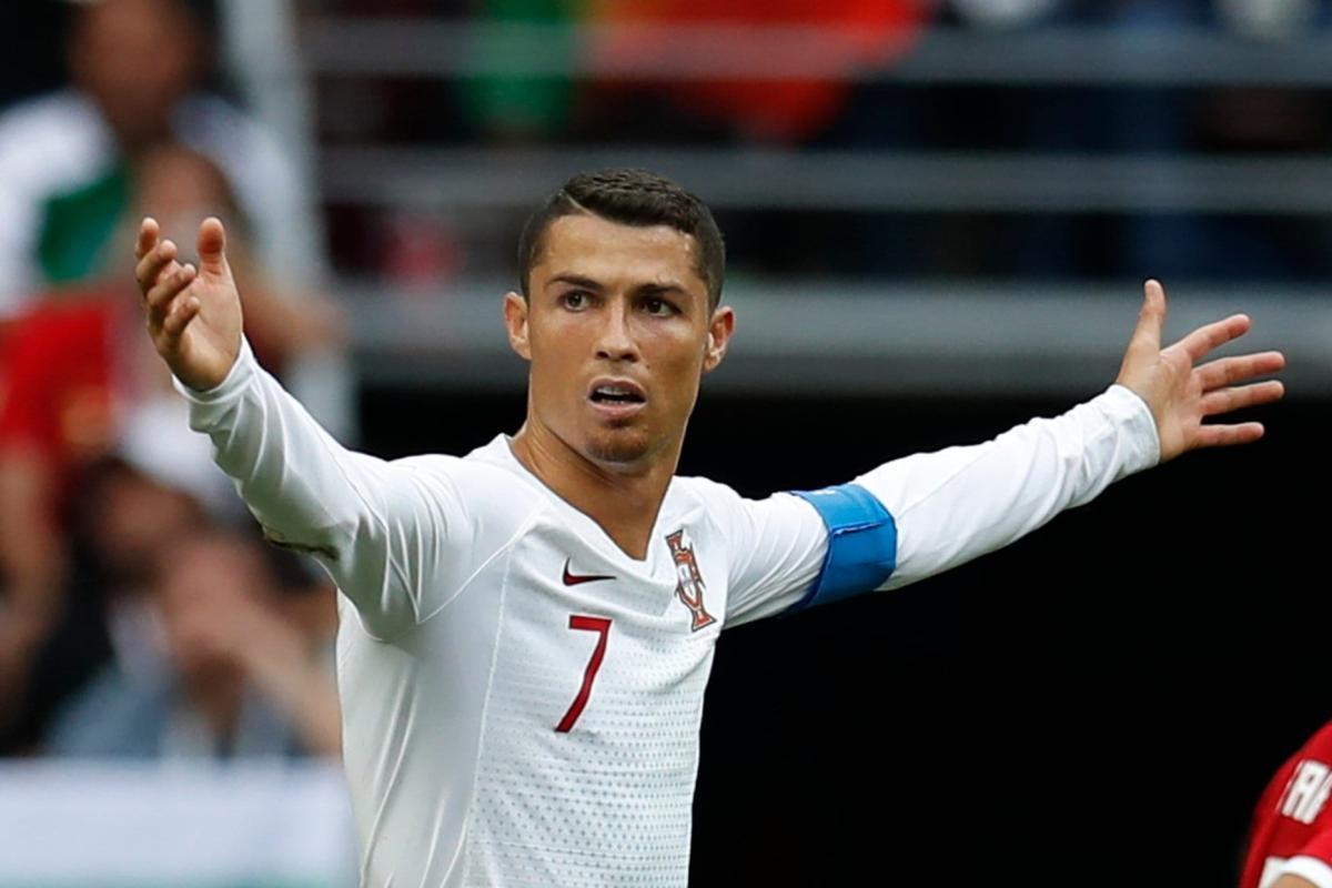 Cristiano Ronaldo, de Portugal, durante a Copa do Mundo da FIFA 2018 em Moscou na Rússia em 20 de junho de 2018 [Sefa Karacan / Agência Anadolu]