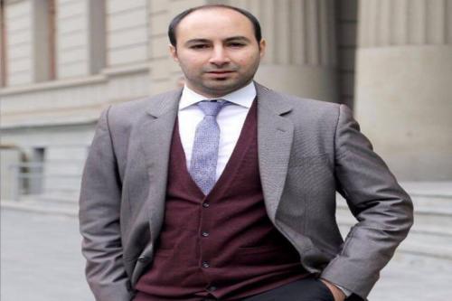 Anuar Majluf, diretor executivo do Clube Palestino (Monitor Do Oriente Médio)