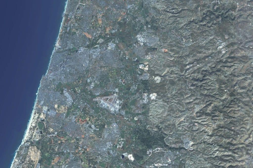 Israel teme ficar mais exposto com decisão dos EUA sobre fotos de satélite