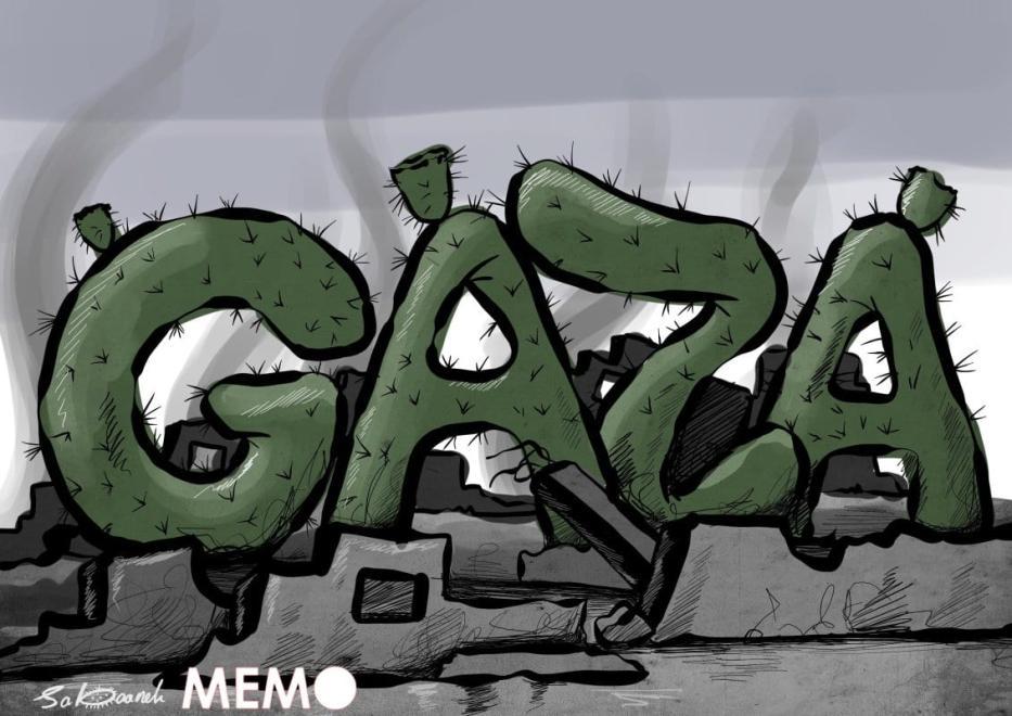 Fim ao cerco de Gaza [Sabaaneh/Monitor do Oriente Médio]