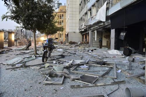 O Líbano é uma longa história de desastre e crise [Sabaaneh / Monitor do Oriente Médio]