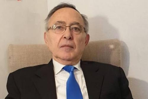 Bahey el-Din Hassan, presidente do Instituto do Cairo para Estudos de Direitos Humanos, 26 de agosto de 2020 [The New Khalij/Twitter]