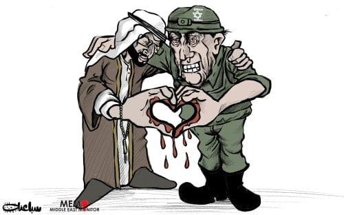 Emirados Árabes Unidos e Israel normalizam relações [Sabaaneh/Monitor do Oriente Médio]