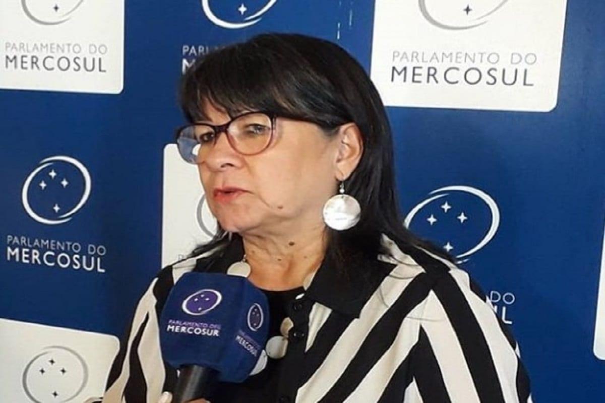 Deputada Julia Perié [ Foto arquivo pessoal}