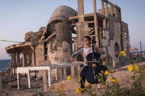 """Documentário """"Gaza"""" , dos diretores Garry Keane e Andrew Mcconnell [Divulgação]"""
