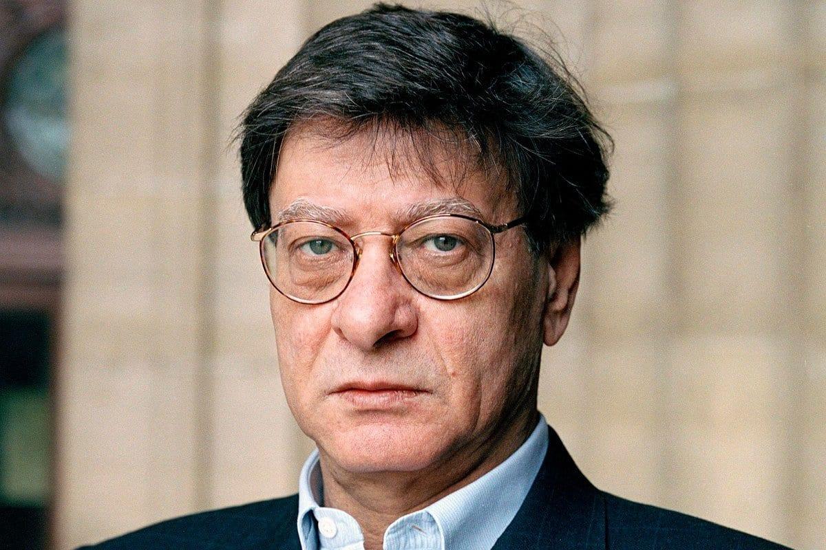 Falecido poeta palestino, Mahmoud Darwish