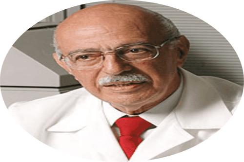 Dr. Adib Jatene, filho de imigrantes libaneses, falecido em 2014 [Academia Nacional de Medicina]