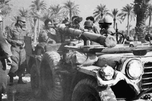 a Guerra Irã-Iraque