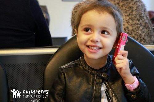 Centro de Cuidado às Crianças com Câncer do Líbano (CCCL)