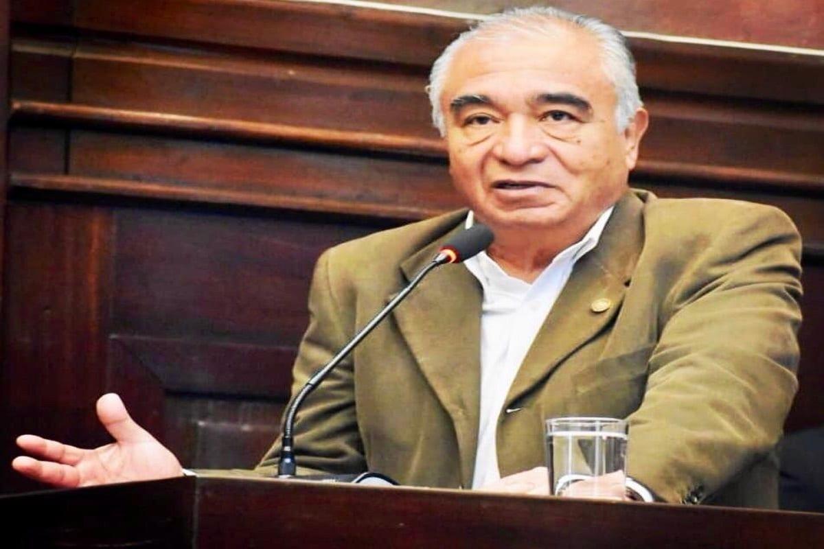 Ex-deputado da Guatemala e integrante do Fórum Latino-Palestino, Enrique Alvarez [Arquivo pessoal]