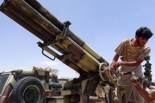 Tribais iemenitas em Marib, Iêmen em 12 de maio de 2015 [AFP / Getty Images]