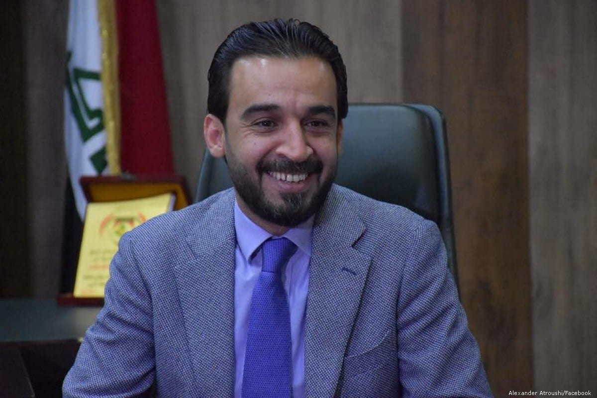 Nova frente sunita no legislativo iraquiano opõe-se ao presidente da câmara