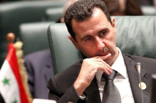 Presidente da Síria Bashar al-Assad, 15 de abril de 2016 [foto de arquivo]