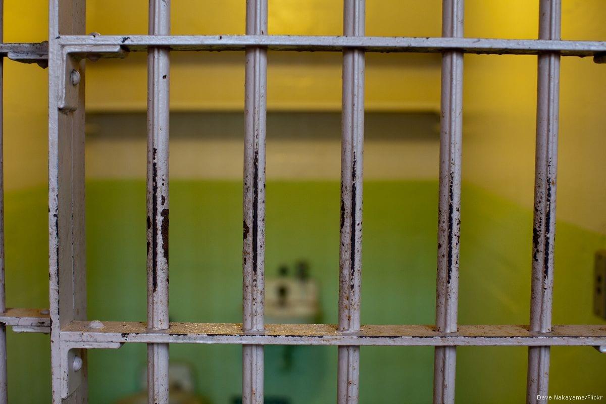 Uma cela de prisão [Dave Nakayama / Flickr]