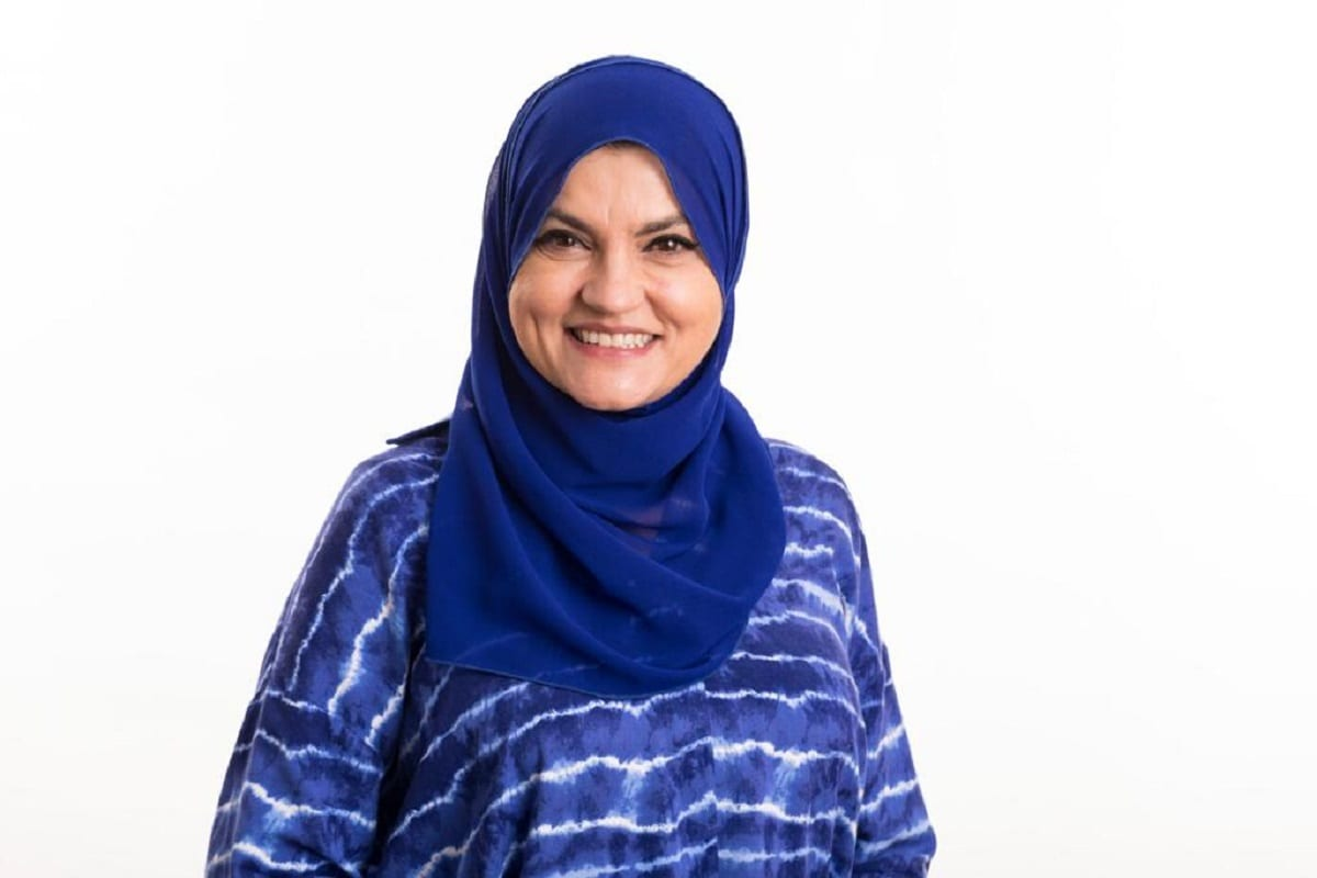 Rihab Hammadeh [ Foto arquivo pessoal]