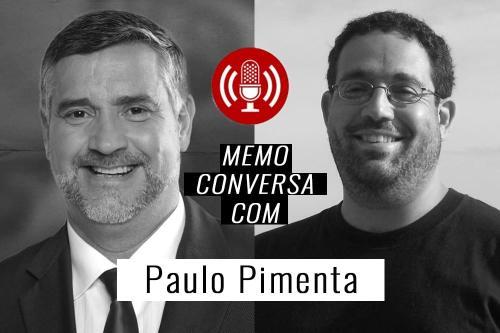 MEMO entrevista o deputado federal Paulo Pimenta