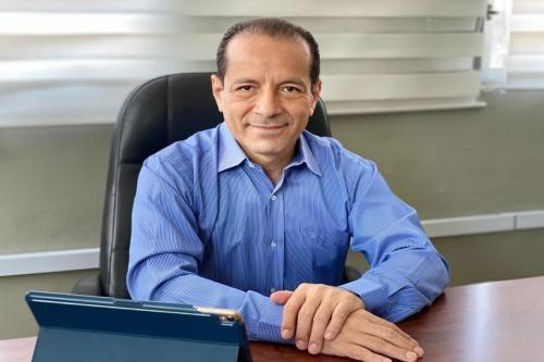Deputado Bairon Valle Pinargote
