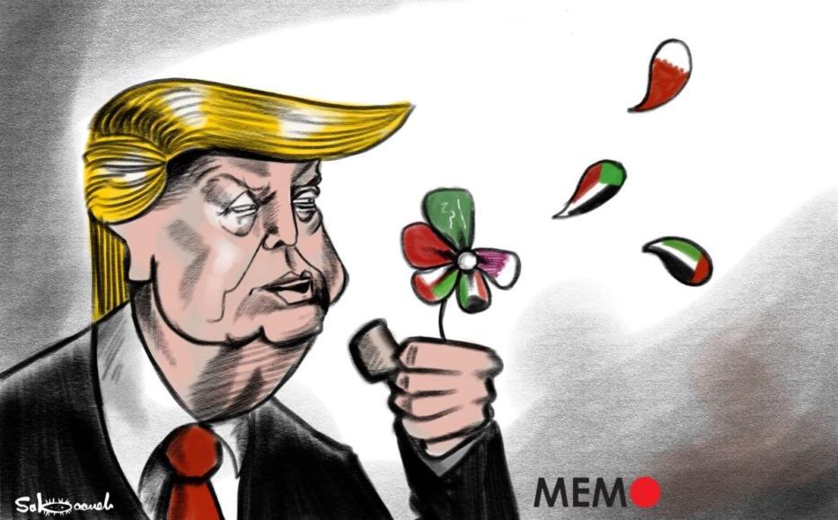 Normalização com Israel: Quem é o próximo? [Sabaaneh/Monitor do Oriente Médio]