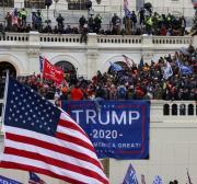 """A invasão do capitólio e o futuro da """"democracia americana"""""""