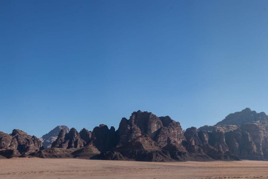 Deserto de Wadi Rum, Jordânia, 31 de dezembro de 2018 [Sitoo/Flickr]