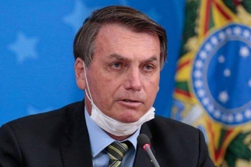 Presidente Jair Bolsonaro [(crédito: Carolina Antunes/ Agência Brasil )]