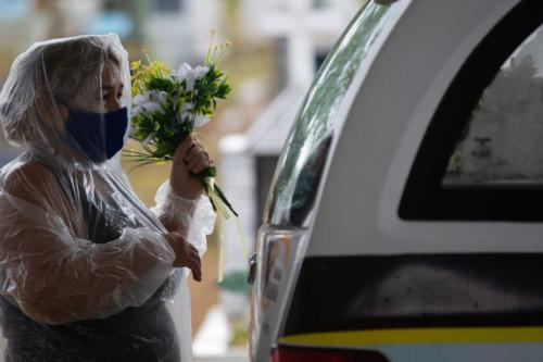 [Foto : Michael Dantas/AFP]