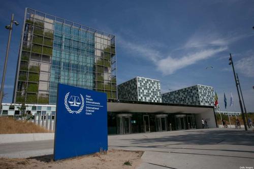 Tribunal Penal Internacional (TPI) em Haia, Holanda, 20 de julho de 2018 [Ant Palmer/Getty Image]