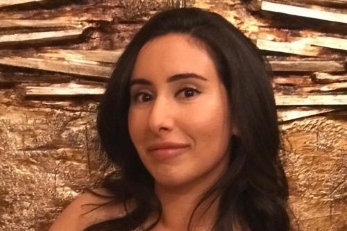 Sheikha Latifa Al-Maktoum, filha do Sheikh Mohammed Bin Rashid Al-Maktoum dos Emirados Árabes, vista em janeiro de 2018, algumas semanas antes de sua fuga da família em fevereiro de 2018. [Tiina Jauhiainen/Wikimedia]