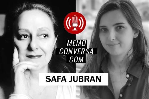 MEMO conversa com Safa Jubran