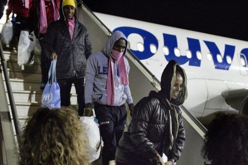 Migrações: Itália quer intervenção da UE no aumento do fluxo da Líbia [Alesandro Penso/Acnur]