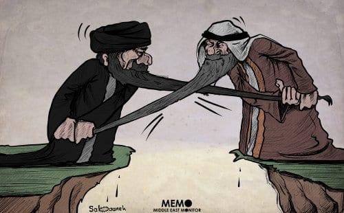 Tensões em curso entre Irã e Arábia Saudita [Sabaaneh/Monitor do Oriente Médio]