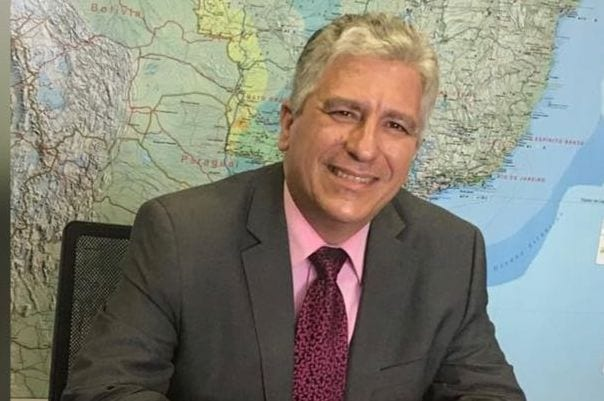 Embaixador Alessandro Candeas [ Press Release]