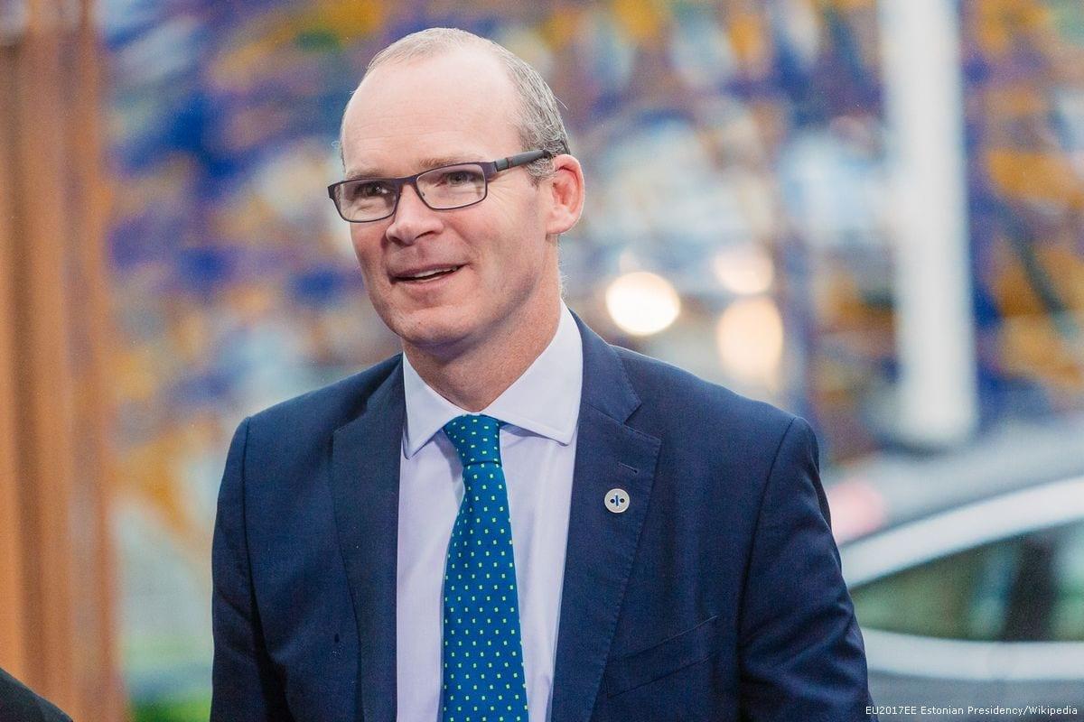Ministro de Relações Exteriores da Irlanda Simon Coveney [Wikipedia]