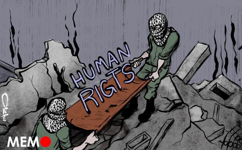 Não há direitos humanos em Gaza [Sabaaneh/Monitor do Oriente Médio]