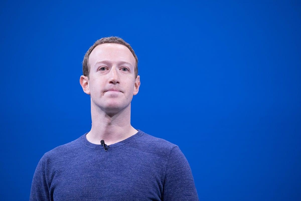 Diretor da empresa do Facebook Mark Zuckerberg [Wikimedia]