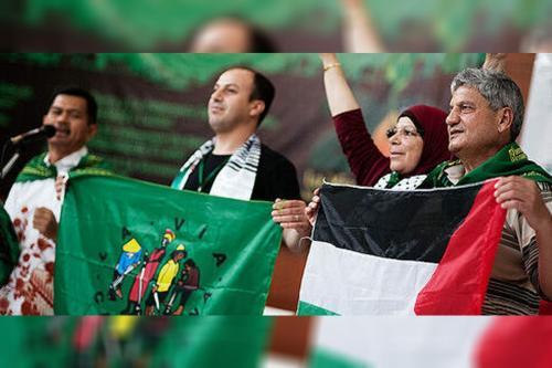 Apoio da luta camponesa à luta palestina [Via Campesina]