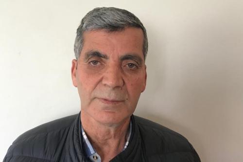 Zakariya Odeh, coordenador da Coalizão Civil pelos Direitos Palestinos em Jerusalém [CCPRJ]