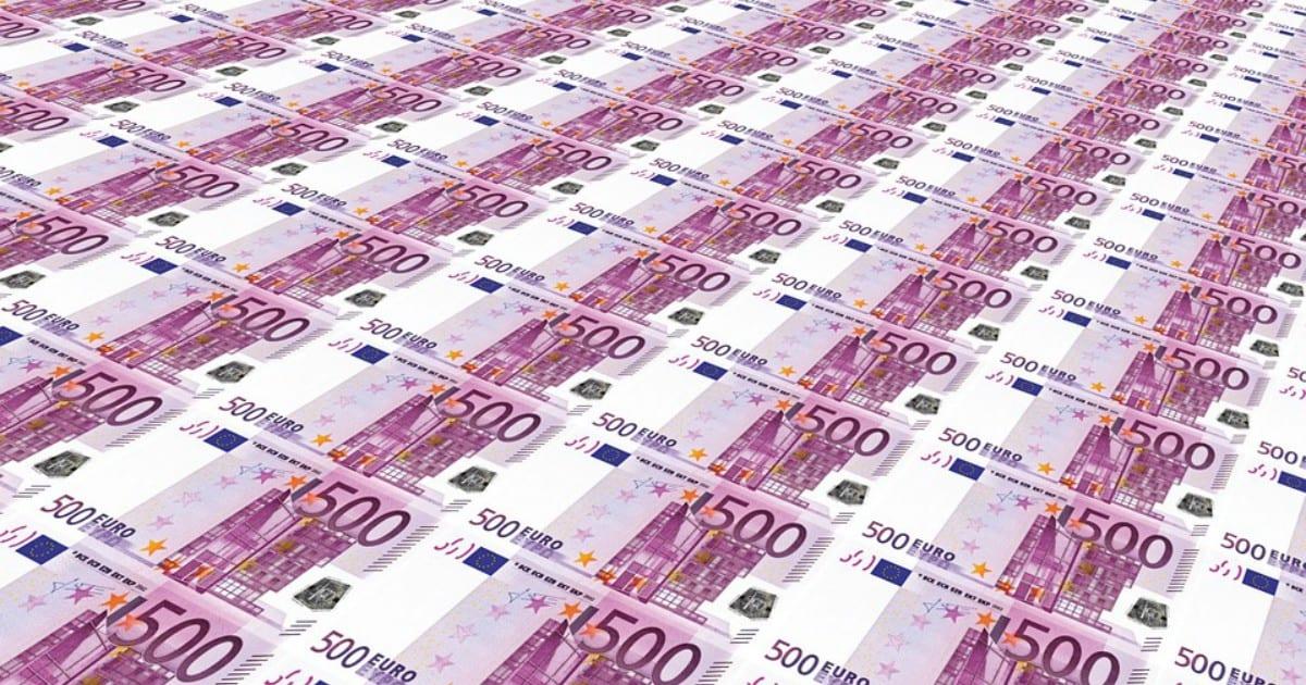 Notas de 500 euros [pixabay]