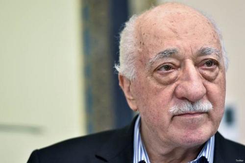 Fethullah Gülen, o clérigo turco em exílio autoimposto nos EUA, que foi acusado de ser o mentor da tentativa de golpe turco de julho de 2016