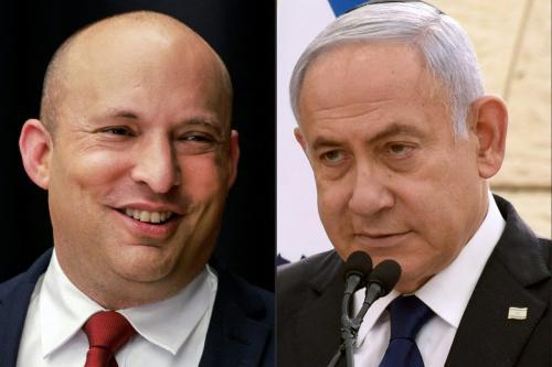 O circo político israelense