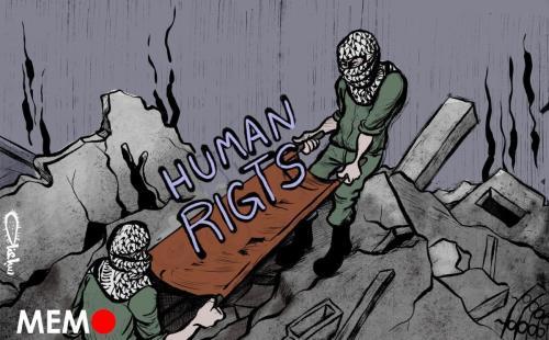 Direitos humanos em Gaza [Sabaaneh/Monitor do Oriente Médio]